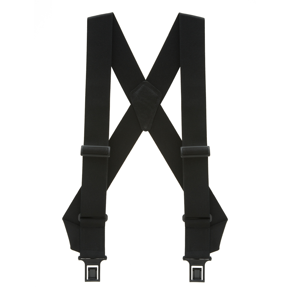 Side Clip Suspenders - Perry Belt Clip